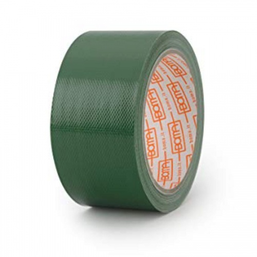 5M X 50MM Green Duct Tape For General Purpose Use